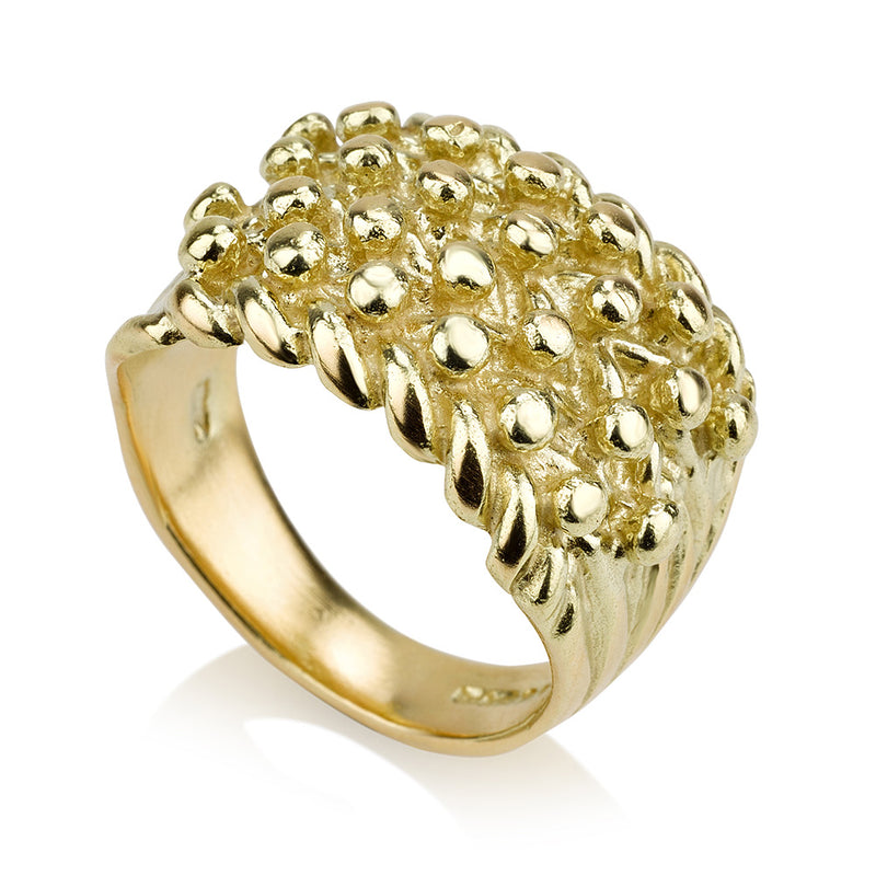 Pierre granules statement ring