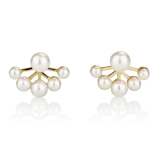 Pearls | Exotic pearls earrings