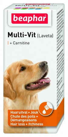 Multi-Vit Dog (50ml)