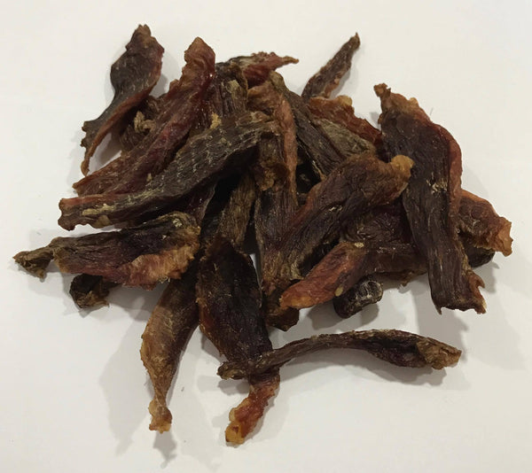 Dehydrated Duck Jerky