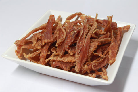 Dehydrated Chicken Jerky