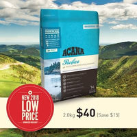 ACANA REGIONAL PACIFICA DOG DRY FOOD 2.0KG/6.0KG/11.4KG