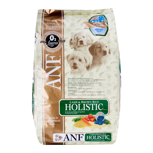 Anf Lamb And Rice Holistic (3kg/15kg)