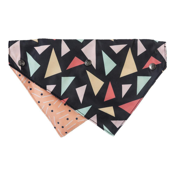 Fuzzyard Rad Pet Bandana (2 Designs Reversible)