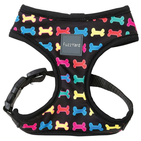 Fuzzyard Jelly Bones Dog Harness