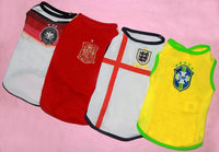 Football Jerseys Set of 4