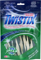 Twistix Dental treats for dogs oral hygiene for pets