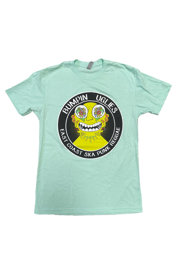 Buzz Face Tee (Mint)