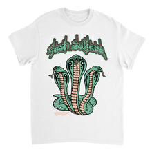 Load image into Gallery viewer, Snakes [WHITE] T-shirt