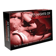 Load image into Gallery viewer, Fifty Nights Of Naughtiness Game