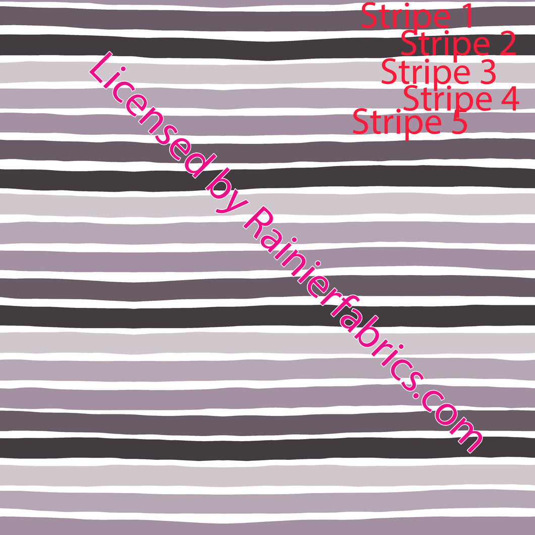 Ombre Stripes (and solids) by Popologie - Order by half yard -instructions below on base fabrics