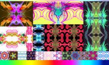 Load image into Gallery viewer, Fabric Custom - Your Designs TAT 2-5 Days (Turn around time) - Order by 1/2 yard; Order Ribbon here too! Description of bases below