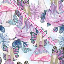 Load image into Gallery viewer, Fairy Tale Collection - Order by half yard -instructions below on base fabrics