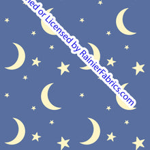 Load image into Gallery viewer, Good Night Sky by Nina - Order by half yard -instructions below on base fabrics