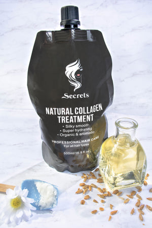 Natural Collagen Treatment