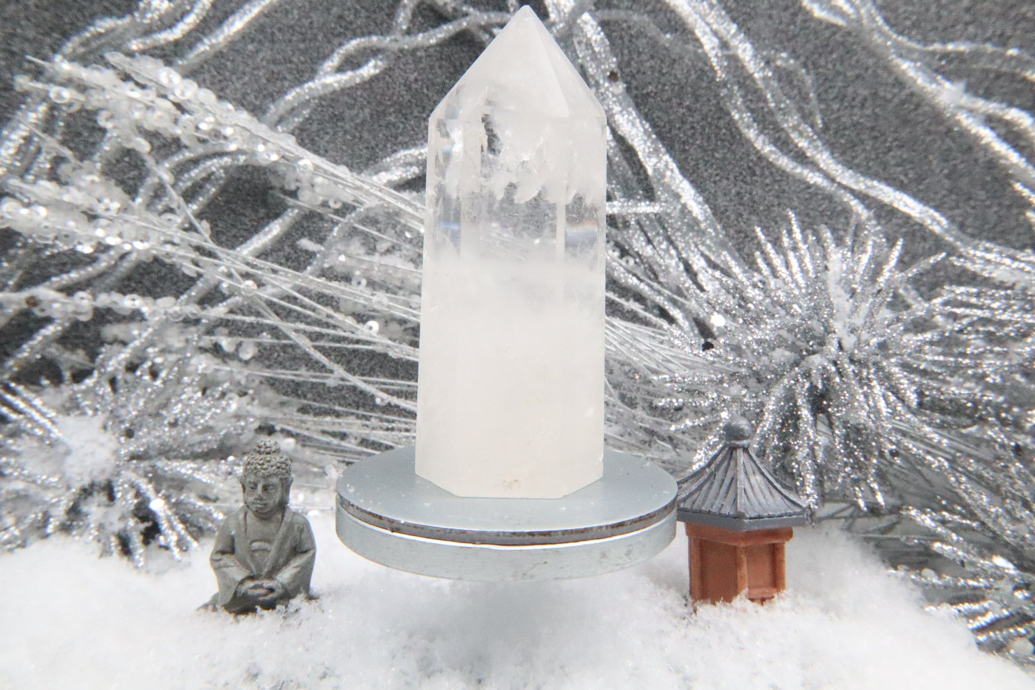 Quartz Tower 64.8g 63.5mm x 25.4mm