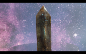 Labradorite Tower 125.2g 80mm x 32mm
