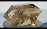 Double Terminated Citrine 49.4g 55.8mm x 31.7mm