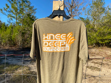 Load image into Gallery viewer, Sage Sawgrass Short Sleeve Orange Outline