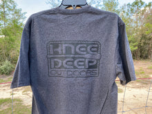 Load image into Gallery viewer, Knee Deep Grey Short Sleeve