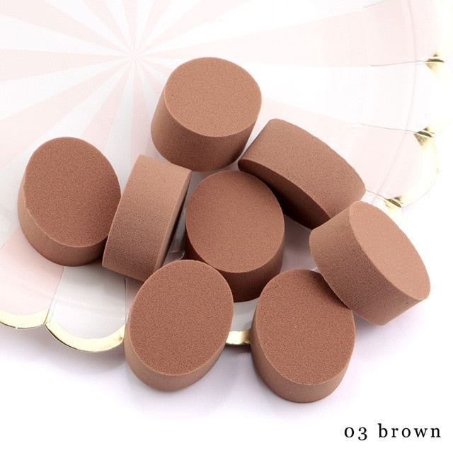 Circle Foundation Sponge