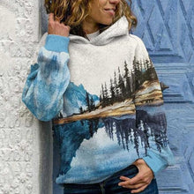 Load image into Gallery viewer, Casual Printed Hoodie