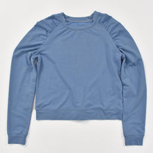 Load image into Gallery viewer, Pleated Details Casual Sweatshirt