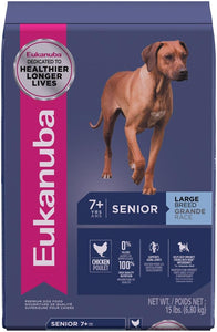 Eukanuba Large Breed Senior Dry Dog Food