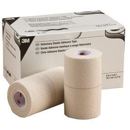 6-Pk. Veterinary Elastic Adhesive Tape, 4-In. x 3-Yd. Rolls