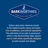 Barkworthies Lamb Ribs Dog Bone