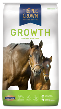 TRIPLE CROWN SUPER PREMIUM FEEDS GROWTH