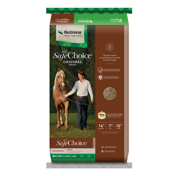 SafeChoice® Original Horse Feed