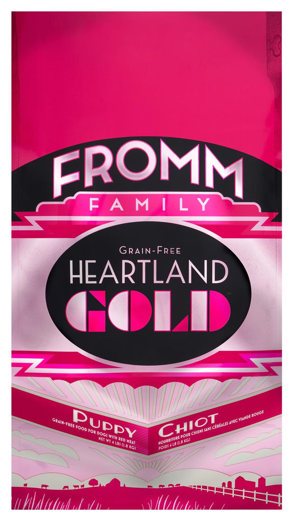 Fromm Heartland Gold Puppy Food