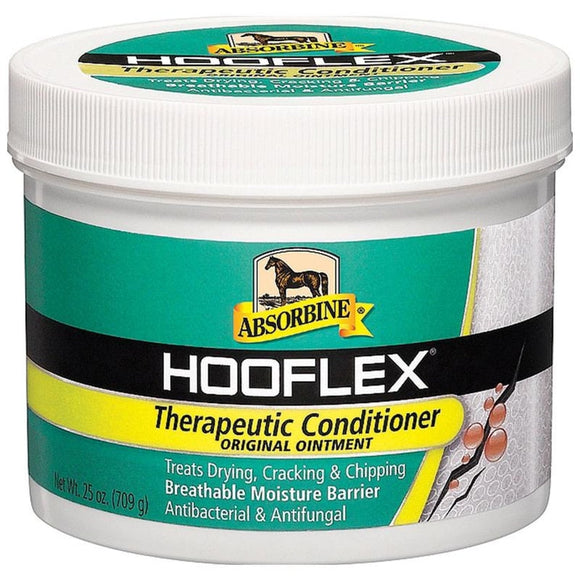 ABSORBINE HOOFLEX TERAPEUTIC CONDITIONER OINTMENT TUB