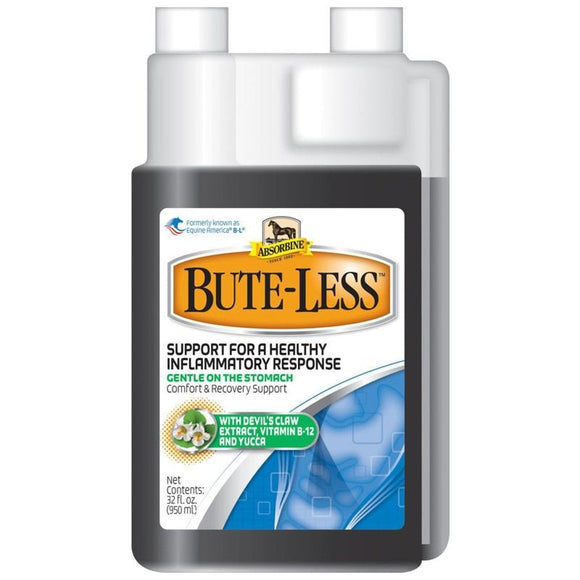 ABSORBINE BUTE-LESS SOLUTION BOTTLE