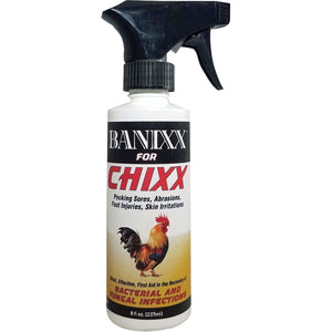 BANIXX FOR CHIXX SPRAY