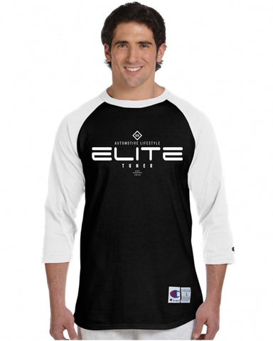 Elite Tuner x Champion Raglan T-Shirt