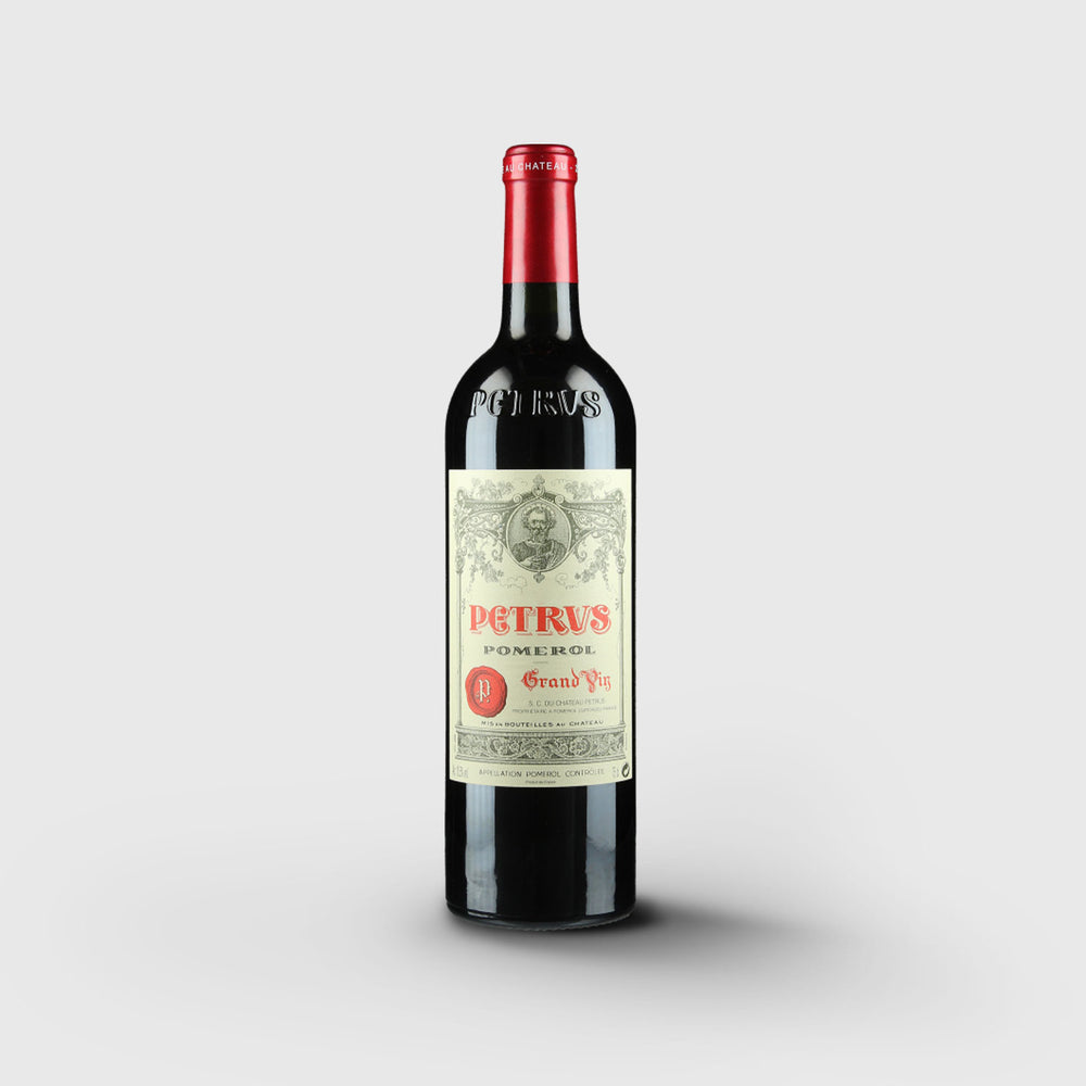 Chateau Petrus 2009 - Case of 6 Bottles (75cl)
