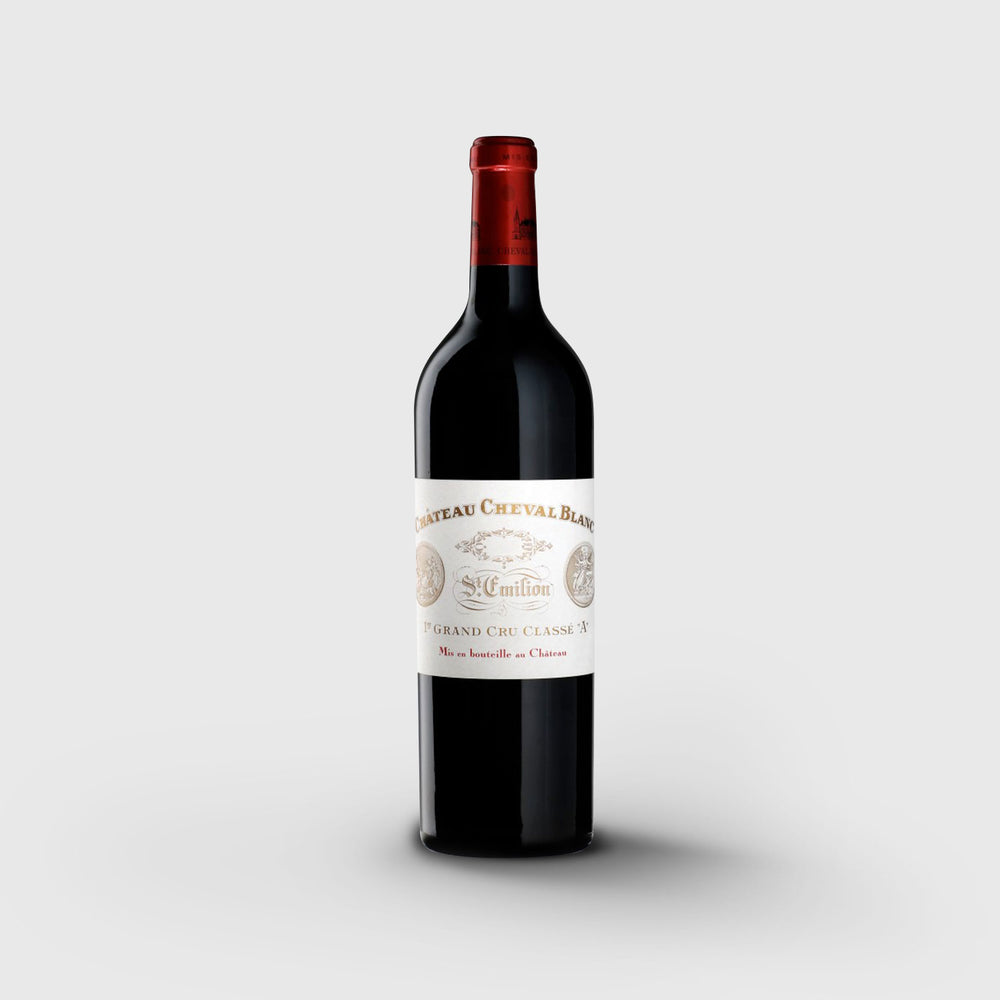 Chateau Cheval Blanc 2015 - Case of 6 Bottles (75cl)