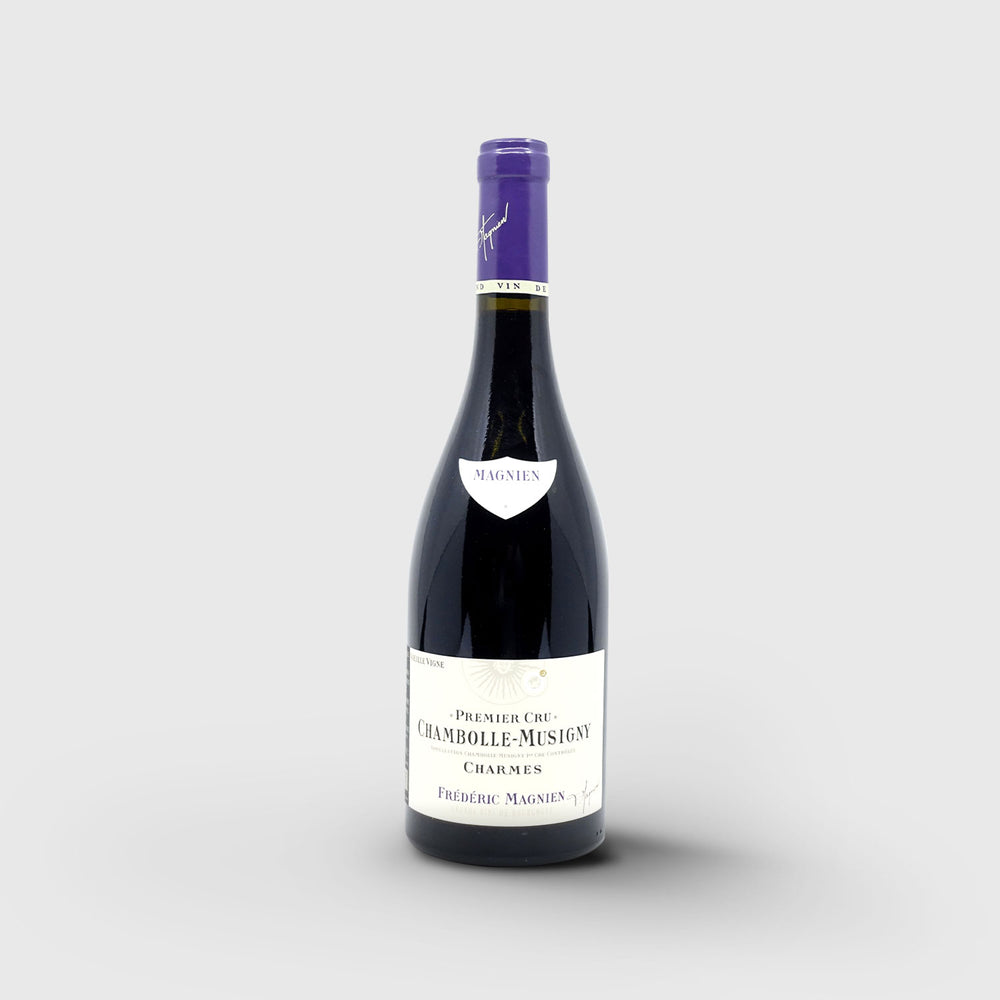 Chambolle Musigny 1er Cru Les Charmes Vieilles Vignes 2012