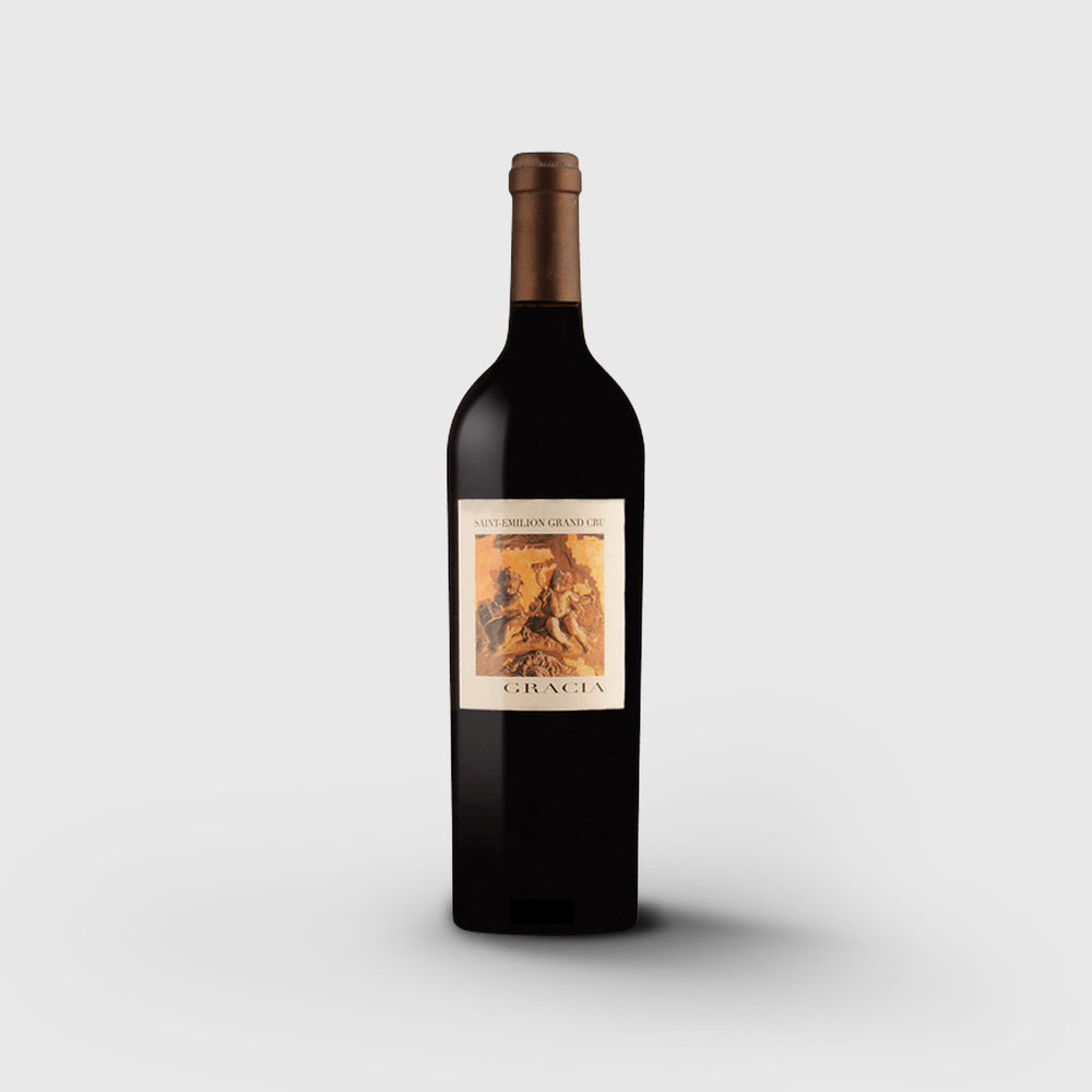 Chateau Gracia 2015 - Case of 12 Bottles (75cl)
