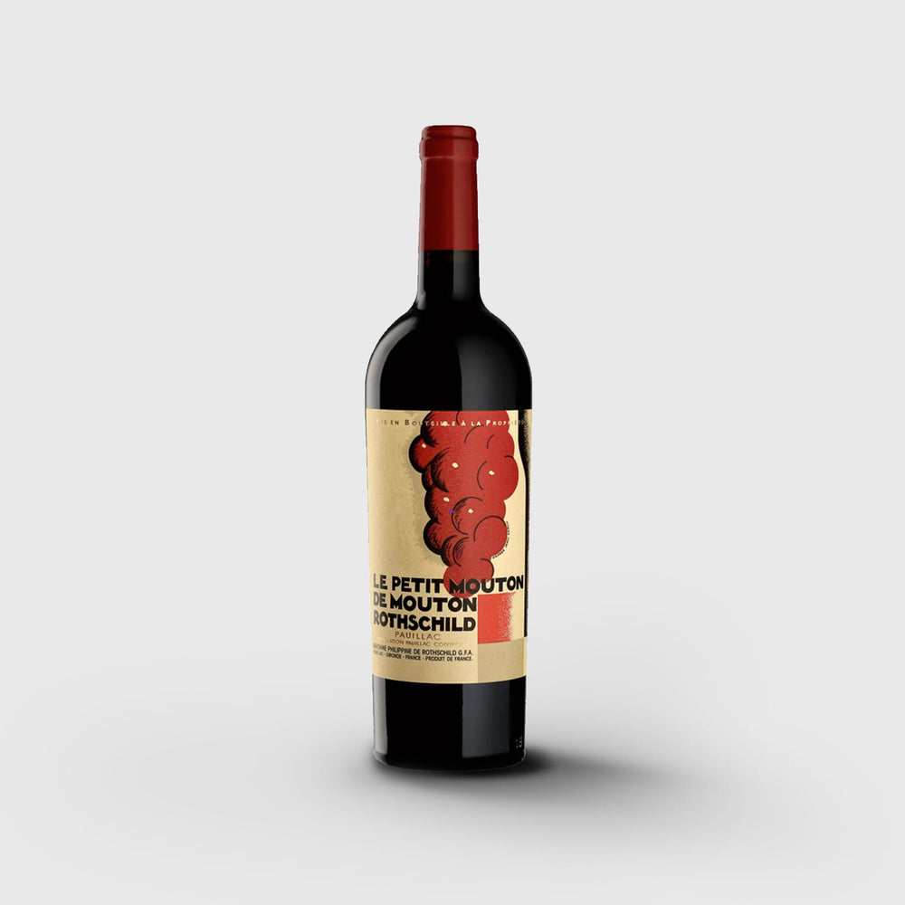 Le Petit Mouton de Mouton Rothschild 2014 - Case of 6 Bottles (75cl)