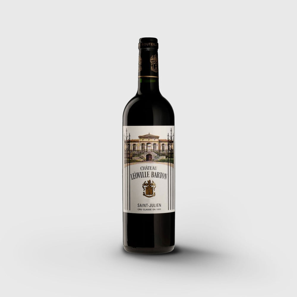 Chateau Leoville Barton 2015 - Case of 12 Bottles (75cl)