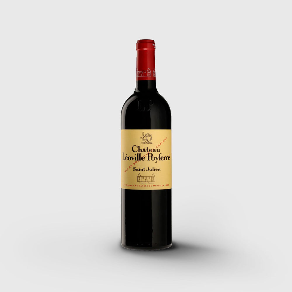 Chateau Leoville Poyferre 2017 - Case of 6 Bottles (75cl)