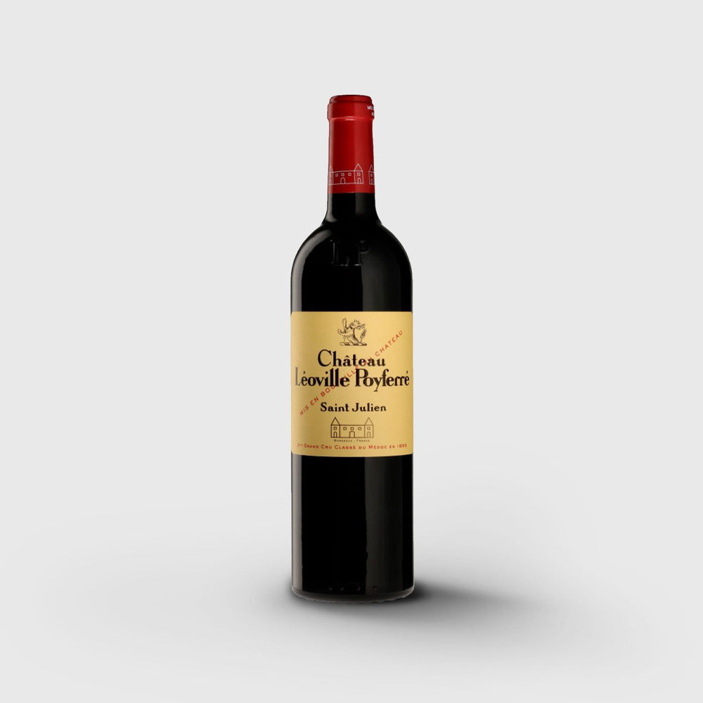 Chateau Leoville Poyferre 2009 - Case of 12 Bottles (75cl)