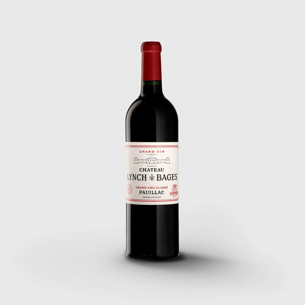 Chateau Lynch Bages 2015 - Case of 6 Bottles (75cl)