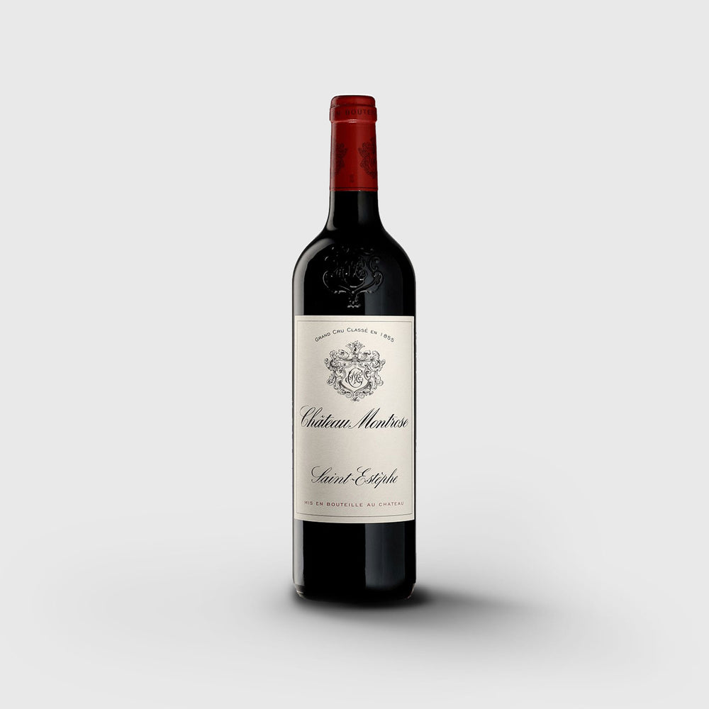 Chateau Montrose 2017 - Case of 6 Bottles (75cl)
