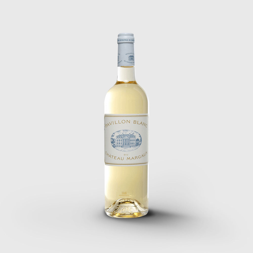 Pavillon Blanc du Chateau Margaux 2007 - Case of 12 Bottles (75cl)
