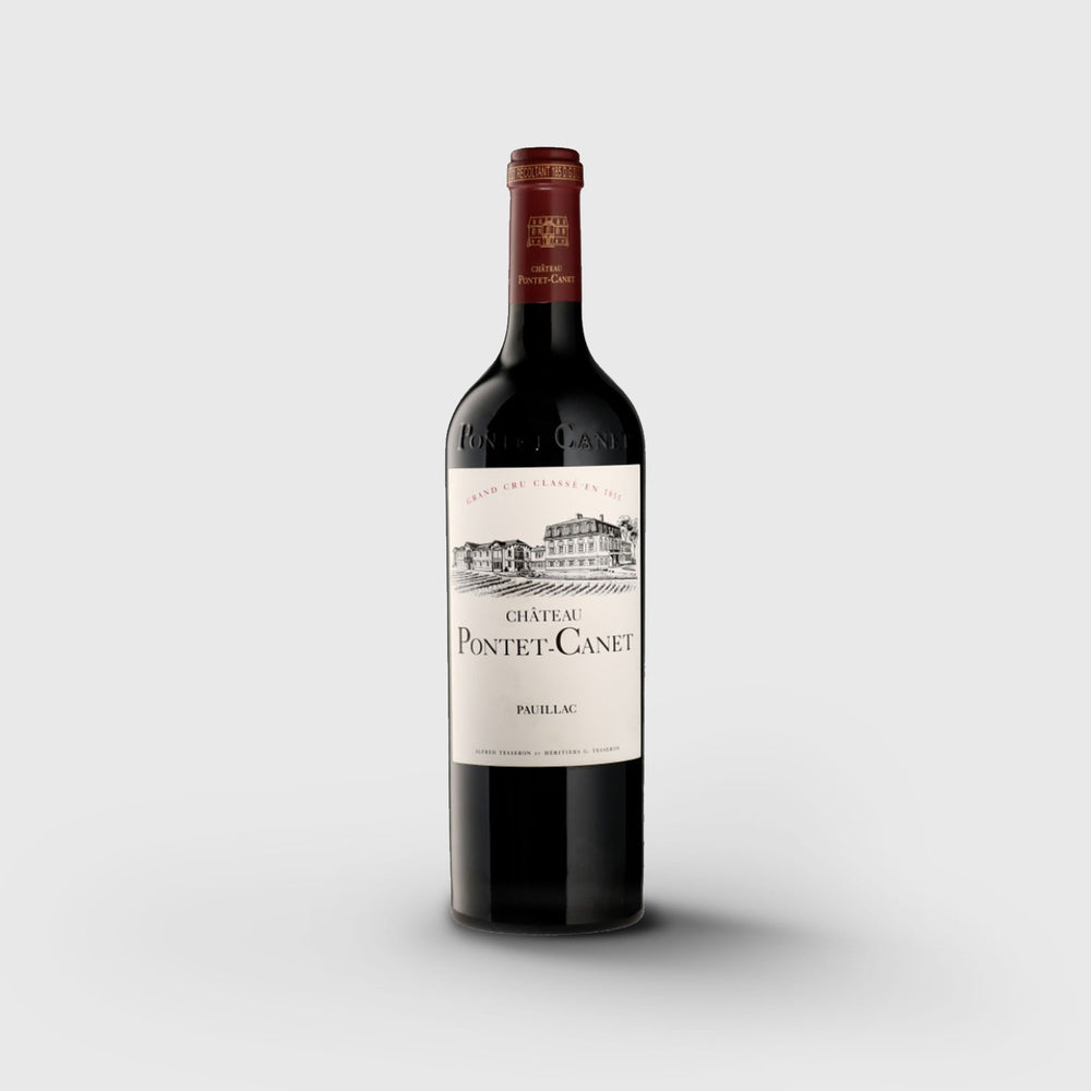 Chateau Pontet Canet 2017 - Case of 6 Bottles (75cl)