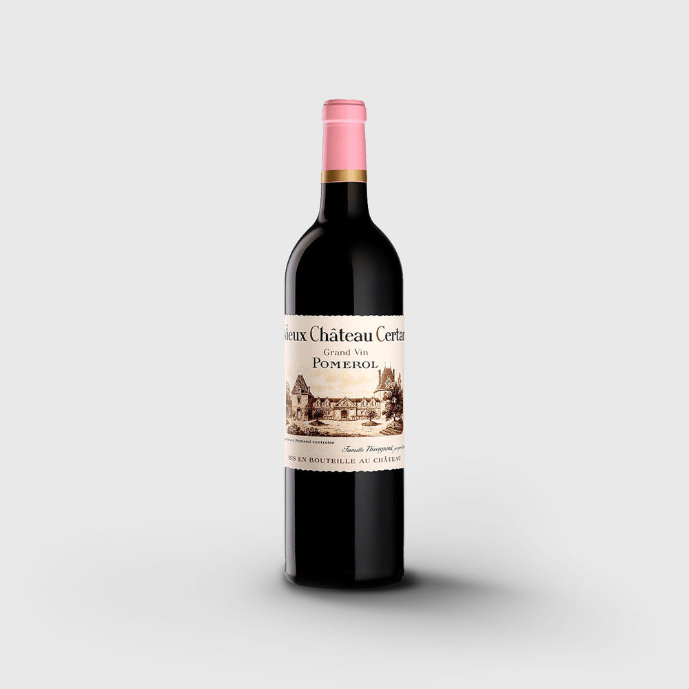 Vieux Chateau Certan 2017 - Case of 12 Bottles (75cl)